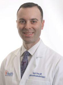 Headshot of Dr. Noah Prince