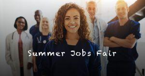 Halifax Health Summer Jobs Fair