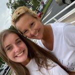 Jennifer and her daughter, Julia