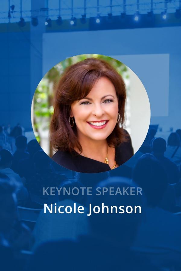 Keynote Speaker Nicole Johnson