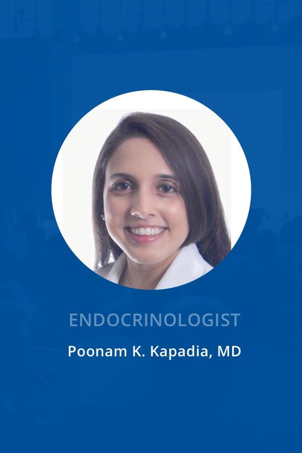 Poonam Kapadia MD Endocrinology